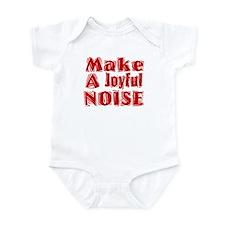Make a Joyful Noise Onesie