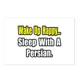 """...Sleep With a Persian"" Postcards (Package of 8)"