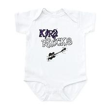 Kira Infant Bodysuit