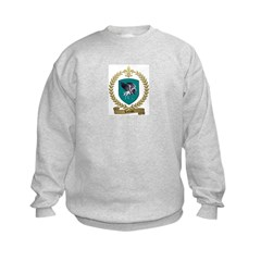 LORRAIN Family Crest Kids Sweatshirt