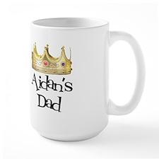 Aidan's Dad Mug