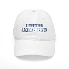 Proud to be a Race Car Driver Baseball Cap