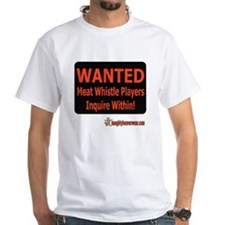 Wanted - Meat Whistle Players Shirt