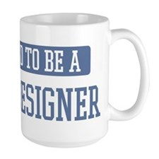 Proud to be a Set Designer Mug