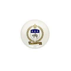 MAHIER Family Crest Mini Button (10 pack)