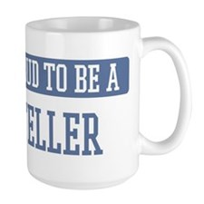 Proud to be a Teller Mug