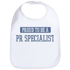 Proud to be a Pr Specialist Bib