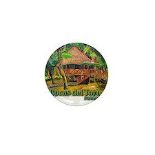 Bocas del Toro, Panama Mini Button
