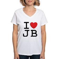 I Heart JB (A) Shirt