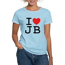 I Heart JB (A) T-Shirt