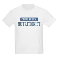 Proud to be a Nutritionist T-Shirt