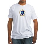 MALETT Family Crest Fitted T-Shirt