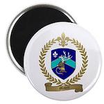 MALETT Family Crest Magnet