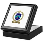 MALETT Family Crest Keepsake Box