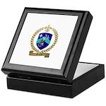 MALETTE Family Crest Keepsake Box