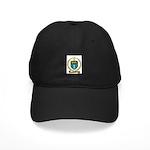 MARQUIS Family Crest Black Cap