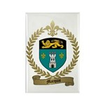 MARQUIS Family Crest Rectangle Magnet