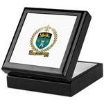 MARQUIS Family Crest Keepsake Box