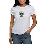 MARQUIS Family Crest Women's T-Shirt