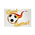 Goal Getter Rectangle Magnet
