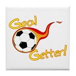 Goal Getter Tile Coaster