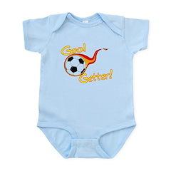 Goal Getter Infant Bodysuit