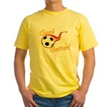 Goal Getter Yellow T-Shirt
