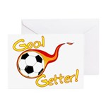 Goal Getter Greeting Cards (Pk of 10)