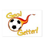 Goal Getter Postcards (Package of 8)