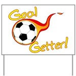 Goal Getter Yard Sign