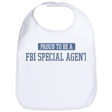Proud to be a Fbi Special Age Bib