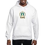 MASSE Family Crest Hooded Sweatshirt