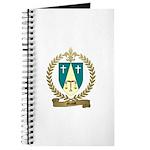 MASSE Family Crest Journal