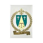 MASSE Family Crest Rectangle Magnet (10 pack)