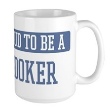 Proud to be a Hooker Ceramic Mugs