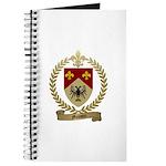 MASSON Family Crest Journal