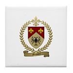 MASSON Family Crest Tile Coaster