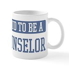 Proud to be a Counselor Mug