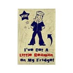 A Little Seaman Fridge Magnet (10 pack)