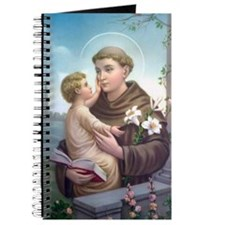 Saint Anthony 1 Journal