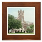 HHS Clock Tower Framed Tile