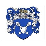 Baen Family Crest Small Poster