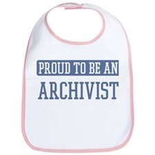 Proud to be a Archivist Bib