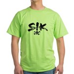 SIK Green T-Shirt