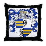 Birkenstock Family Crest Throw Pillow