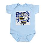 Birkenstock Family Crest Infant Creeper