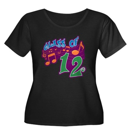 Class of 12 Musical Women's Plus Size Scoop Neck D