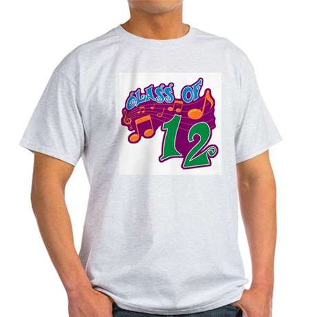 Class of 12 Musical Light T-Shirt