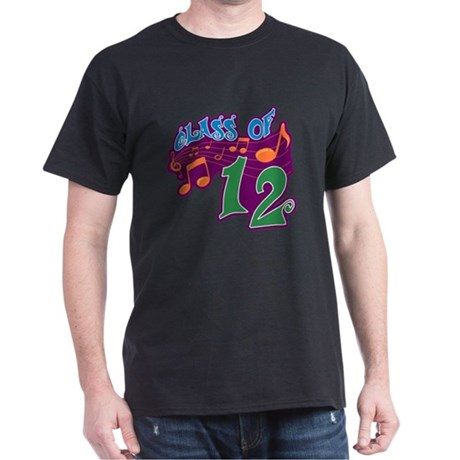 Class of 12 Musical Dark T-Shirt