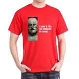 Euripides &quot;Company&quot; T-Shirt